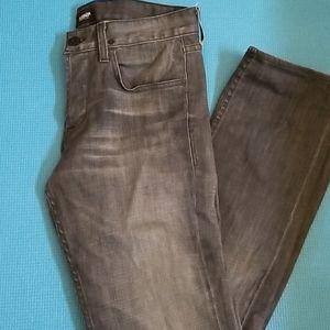 Hudson Black Male Jeans